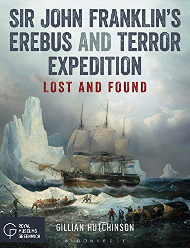 9781472948694: Sir John Franklin's Erebus and Terror Expedition: Lost and Found [Lingua Inglese]