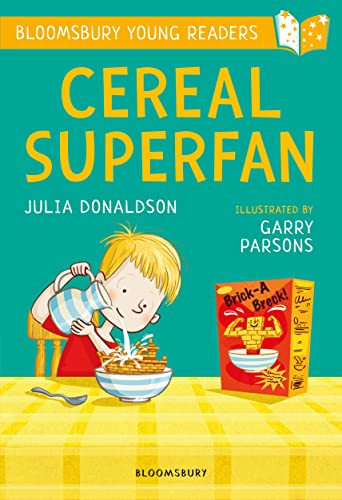 9781472950628: Cereal Superfan: A Bloomsbury Young Reader (Bloomsbury Young Readers): Lime Book Band