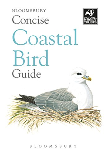 Concise Coastal Bird Guide (The Wildlife Trusts): Bloomsbury Publishing PLC