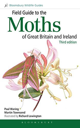 9781472964519: Field Guide to the Moths of Great Britain and Ireland: Third Edition (Bloomsbury Wildlife Guides)