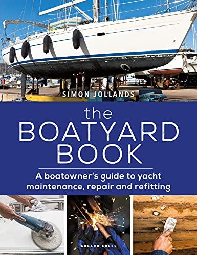 Simon Jollands, The Boatyard Book