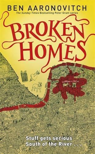 9781473200074: Broken Homes