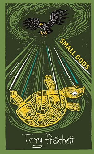 Small Gods: Discworld: The Gods Collection (Hardback): Terry Pratchett