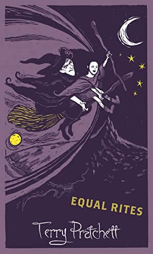 9781473200203: Discworld Witches Collection Equal Rit