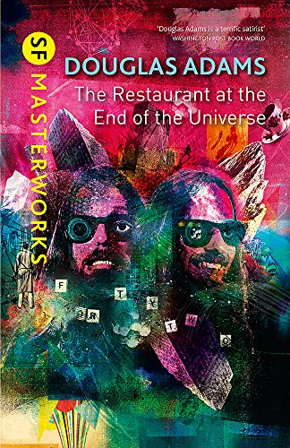 9781473200661: The Restaurant at the End of the Universe (S.F. MASTERWORKS)