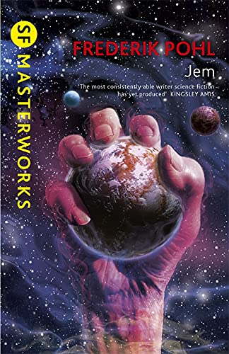 9781473201705: Jem (S.F. Masterworks)