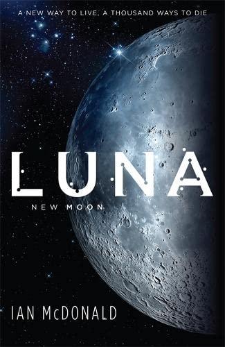 9781473202238: Luna: New Moon