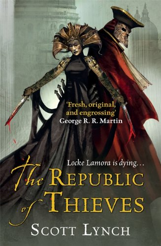 9781473202894: The Republic of Thieves
