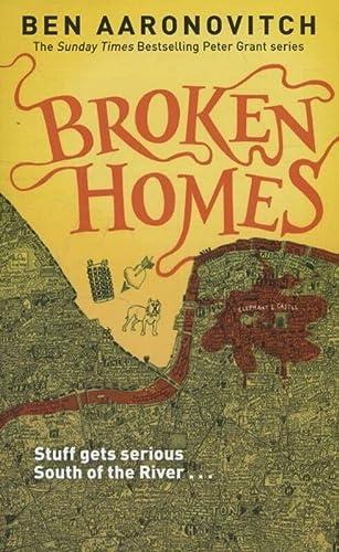 9781473203136: Broken Homes