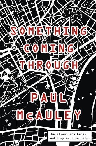 9781473203938: Something Coming Through