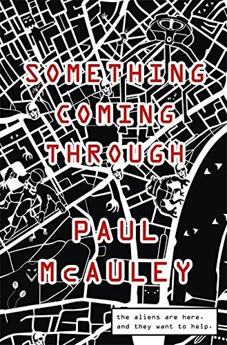 9781473203945: Something Coming Through