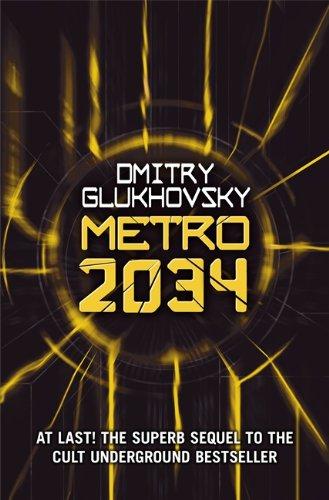 9781473204294: Metro 2034