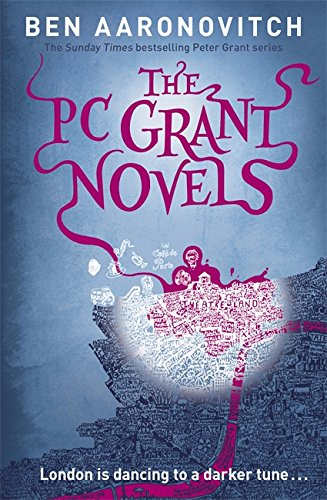 9781473204843: The PC Grant Novels: Rivers of London, Moon Over Soho, Whispers Under Ground