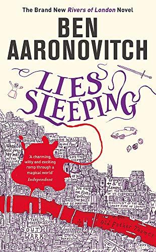9781473207813: Lies Sleeping: The New Bestselling Rivers of London novel (A Rivers of London novel): The Seventh Rivers of London novel