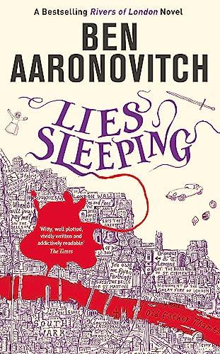 9781473207837: Lies Sleeping: The Seventh Rivers of London novel (A Rivers of London novel)