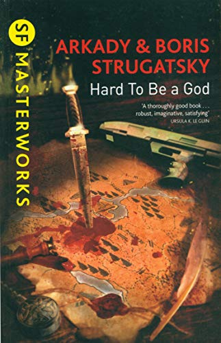 Hard To Be A God (Paperback)