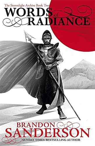 9781473208995: Words of Radiance (The Stormlight Archive)