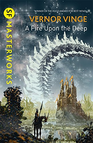 9781473211957: A Fire Upon the Deep (S.F. Masterworks)