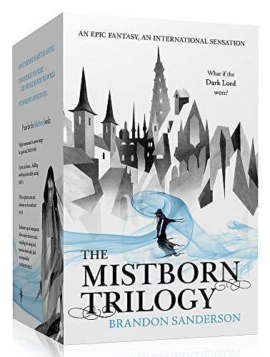 9781473213692: Mistborn Trilogy: The Final Empire, The Well of Ascension, The Hero of Ages