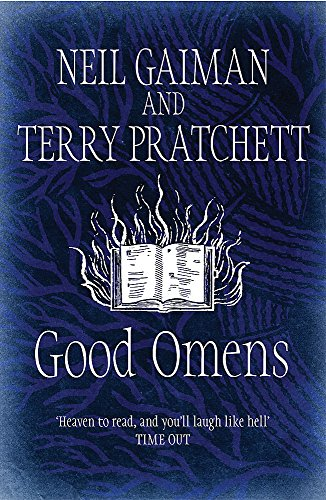 Bildresultat för good omens ISBN 9781473214712
