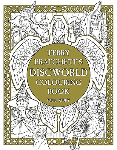 9781473217478: Terry Pratchett's Discworld Colouring Book (Colouring Books)