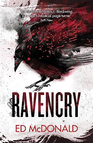 9781473222076: Ravencry: The Raven's Mark Book Two