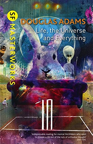 9781473222175: Life, The Universe And Everything (S.F. Masterworks)