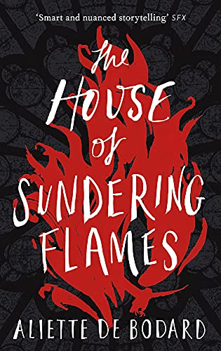 9781473223400: The House of Sundering Flames