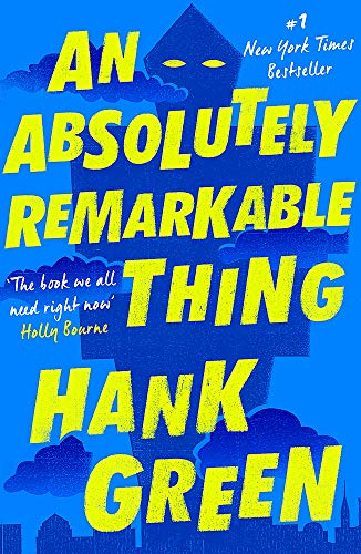9781473224209: An Absolutely Remarkable Thing