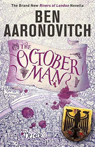 9781473224322: The October Man: A Rivers of London Novella