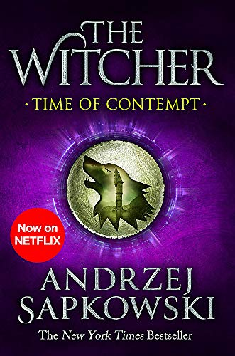 9781473231092: Time Of Contempt. Witcher 2 : Witcher 2 – Now a major Netflix show (The Witcher)