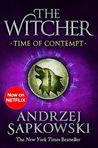 9781473231092: Time of Contempt: Witcher 2 – Now a major Netflix show