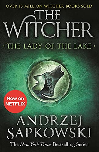 9781473231122: The Lady of the Lake: Witcher 5 – Now a major Netflix show (The Witcher)