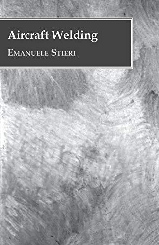 Aircraft Welding: Emanuele Stieri