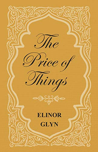 9781473304727: The Price of Things