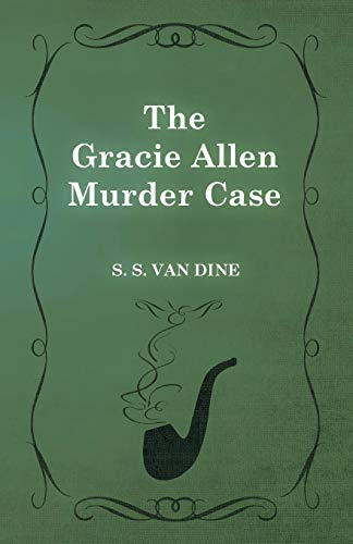 9781473306059: The Gracie Allen Murder Case
