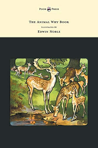 9781473307223: The Animal Why Book - Pictures by Edwin Noble
