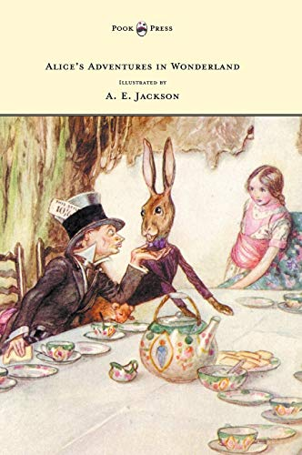 9781473307254: Alice's Adventures in Wonderland - Illustrated by A. E. Jackson