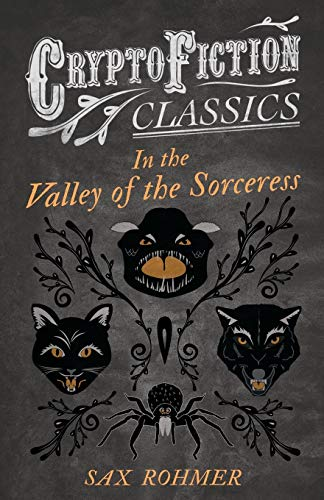 9781473308305: In the Valley of the Sorceress: (Cryptofiction Classics - Weird Tales of Strange Creatures)