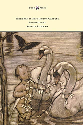 9781473319370: Peter Pan in Kensington Gardens - Illustrated by Arthur Rackham