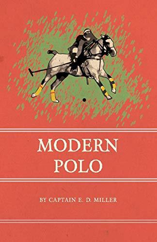 9781473329058: Modern Polo