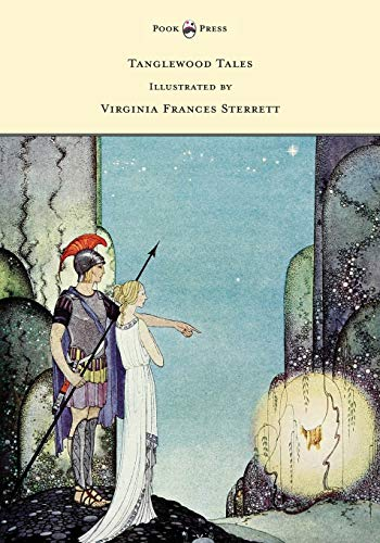 9781473332690: Tanglewood Tales - Illustrated by Virginia Frances Sterrett