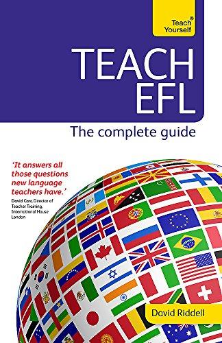 9781473601154: Teach English As A Foreign Language: Teach Yourself