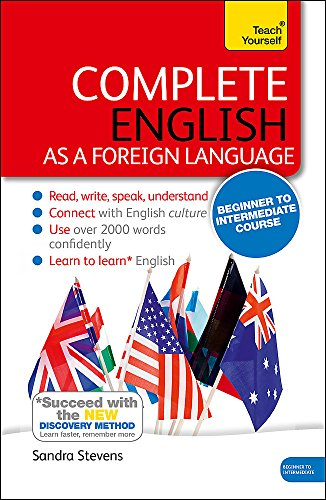 9781473601581: Complete English as a Foreign Language Beginner to Intermediate Course: Learn to read, write, speak and understand English as a Foreign Language (Teach Yourself)