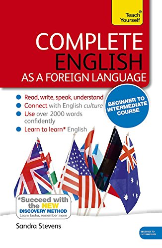 9781473601598: Complete English as a Foreign Language Beginner to Intermediate Course (Teach Yourself)