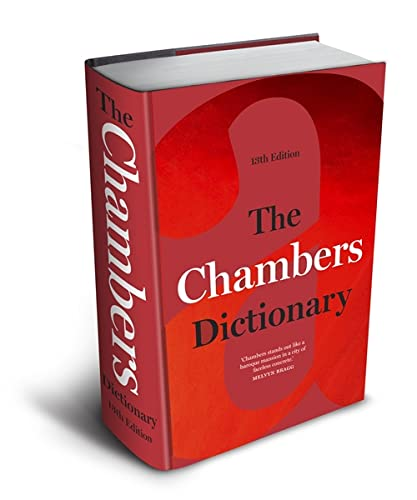 9781473602250: The Chambers Dictionary, 13th Edition