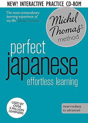 9781473602311: Perfect Japanese Intermediate Course: Learn Japanese with the Michel Thomas Method
