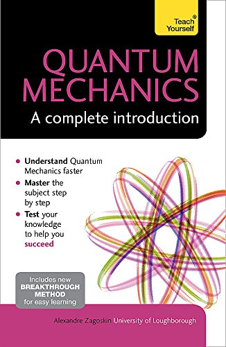 9781473602410: Quantum Mechanics: A Complete Introduction: Teach Yourself
