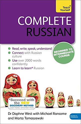 9781473602502: Complete Russian Beginner to Intermediate Course: (Book only) Learn to read, write, speak and understand a new language with Teach Yourself (Learn Russian With Teach Yours)