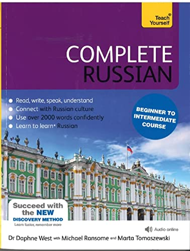 9781473602519: Complete Russian Beginner to Intermediate Course: Learn to read, write, speak and understand a new language (Teach Yourself)